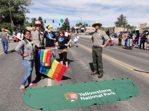 Yellowstone National Park Gay Pride