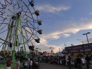 Ferris Wheel in Bozeman